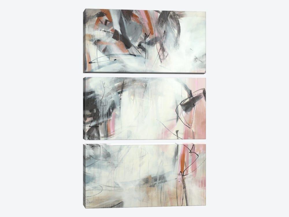 A la Mode by Liz Jardine 3-piece Canvas Print