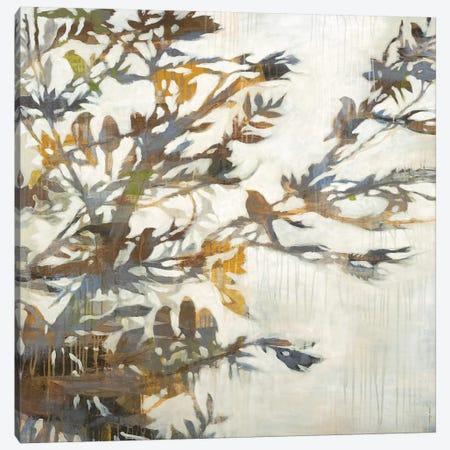 Flock Together Canvas Print #JAR50} by Liz Jardine Canvas Artwork