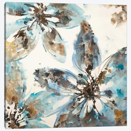 Flower Forms Canvas Print #JAR51} by Liz Jardine Canvas Artwork