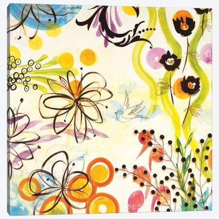 Garden Of Eden Canvas Print #JAR54} by Liz Jardine Canvas Art Print
