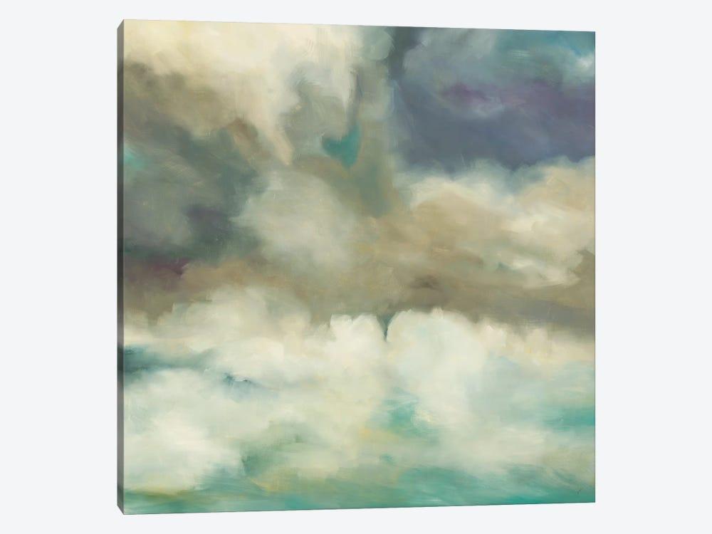 Gathering Storm by Liz Jardine 1-piece Canvas Print