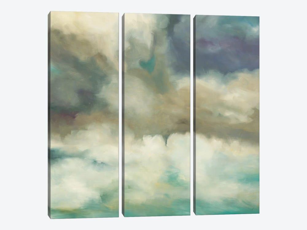 Gathering Storm by Liz Jardine 3-piece Canvas Art Print