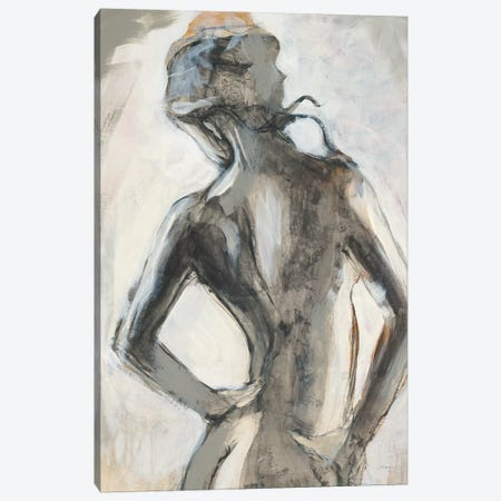 Gestures II Canvas Print #JAR56} by Liz Jardine Art Print