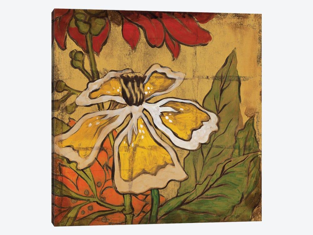 Golden Day II by Liz Jardine 1-piece Canvas Art Print
