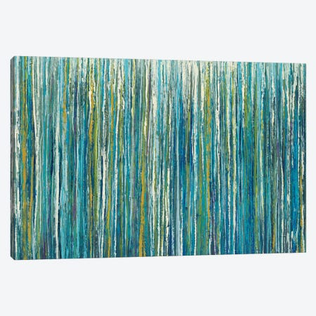Greencicles 3-Piece Canvas #JAR64} by Liz Jardine Canvas Wall Art