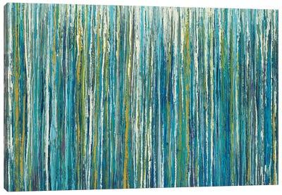 Greencicles Canvas Art Print