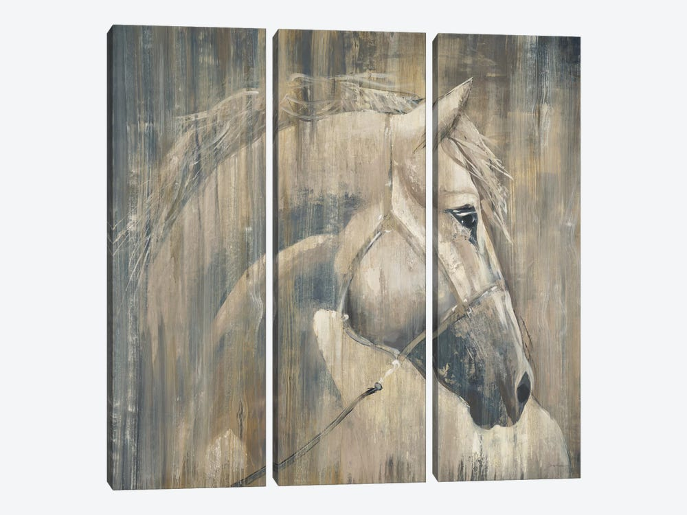 His Majesty 3-piece Canvas Wall Art