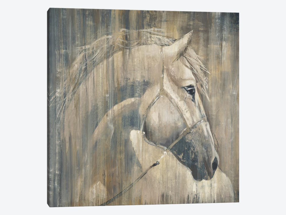His Majesty by Liz Jardine 1-piece Canvas Wall Art