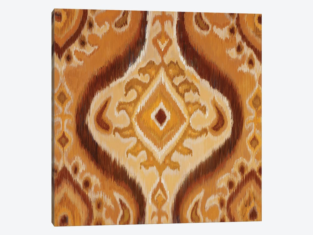 Ikat by Liz Jardine 1-piece Canvas Artwork