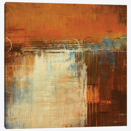 In The Distance Canvas Print #JAR69} by Liz Jardine Canvas Art Print