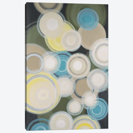 In The Headlights Canvas Print #JAR70} by Liz Jardine Canvas Art
