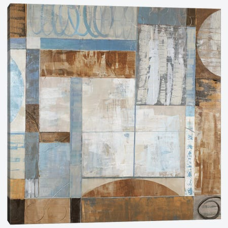 Intersection Canvas Print #JAR73} by Liz Jardine Canvas Artwork