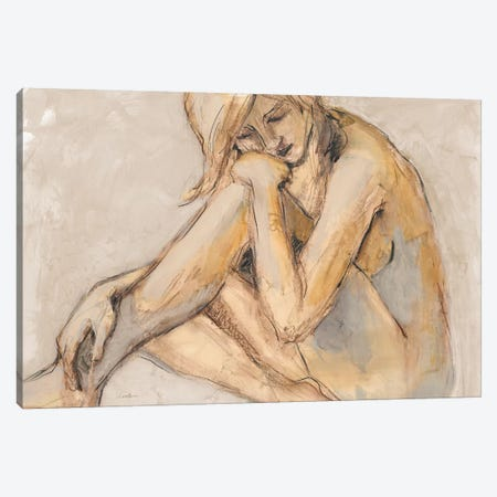 Laying Low II Canvas Print #JAR78} by Liz Jardine Canvas Art