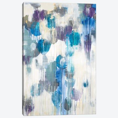 Life Aquatic Canvas Print #JAR79} by Liz Jardine Canvas Artwork