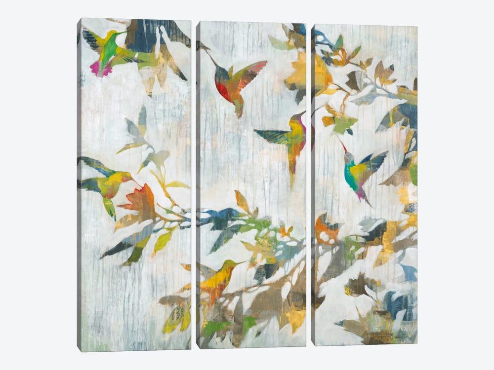 Aerial Dance by Liz Jardine 3-piece Canvas Artwork