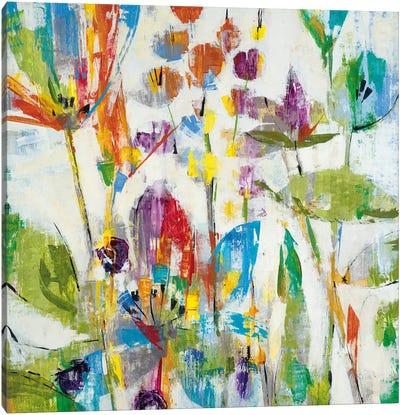 Lily Pond Park Canvas Art Print