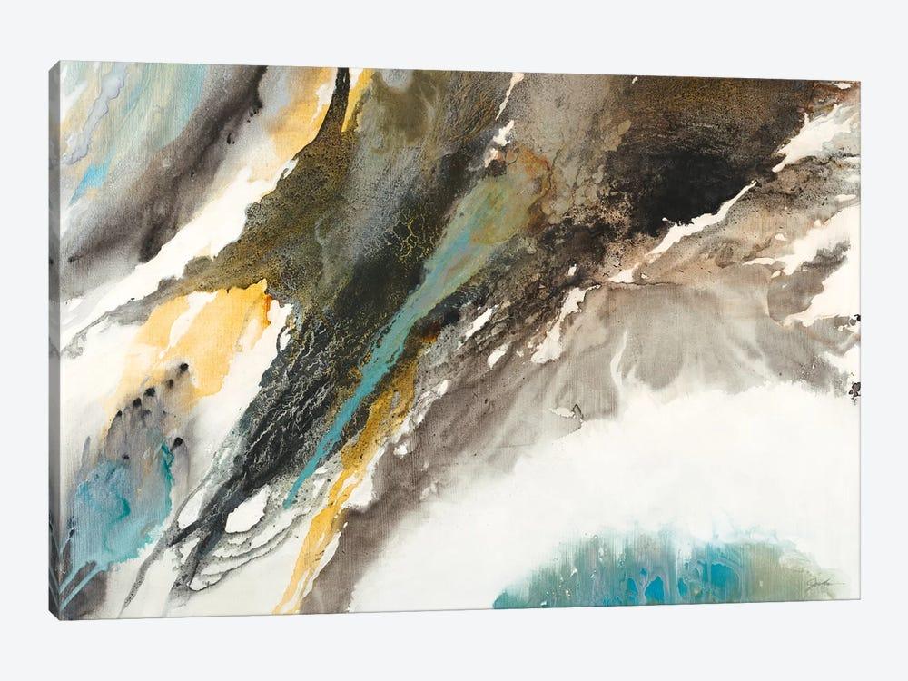 Liquid Mercury by Liz Jardine 1-piece Canvas Print
