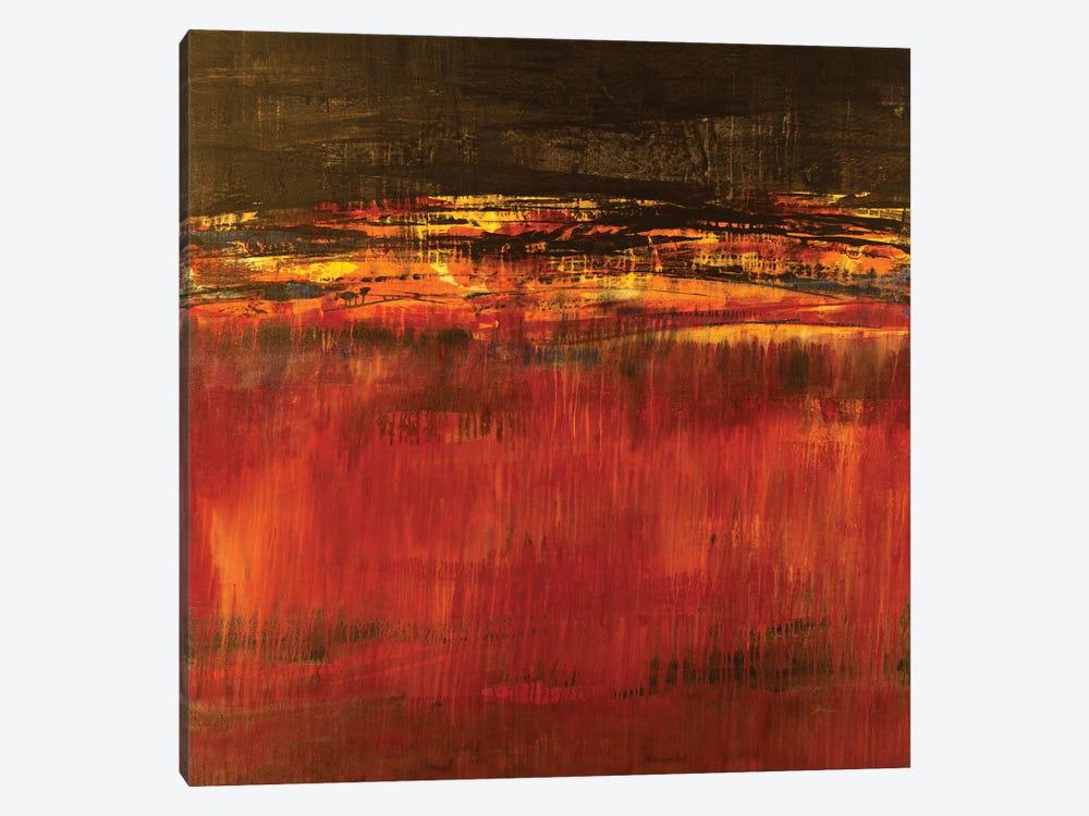 Molten Lava by Liz Jardine 1-piece Art Print