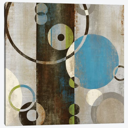 New Planets 3-Piece Canvas #JAR87} by Liz Jardine Canvas Artwork