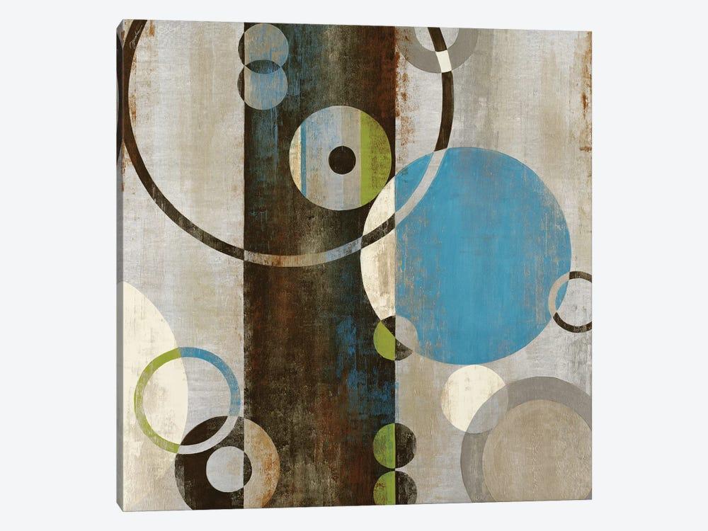 New Planets by Liz Jardine 1-piece Canvas Wall Art