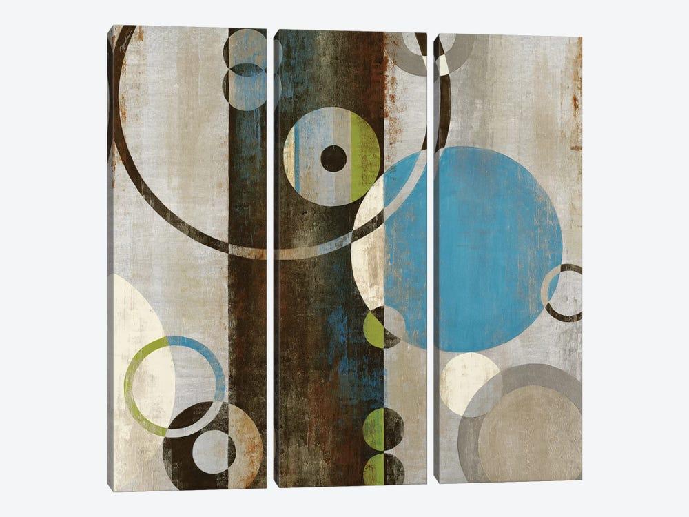 New Planets by Liz Jardine 3-piece Canvas Artwork