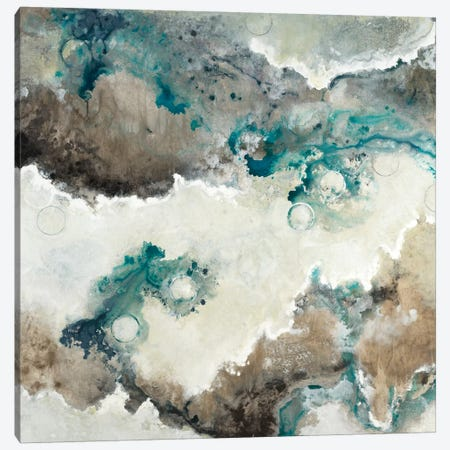 Next Wave Canvas Print #JAR88} by Liz Jardine Art Print