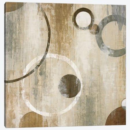 Orlando Mod Circles II Canvas Print #JAR91} by Liz Jardine Canvas Artwork