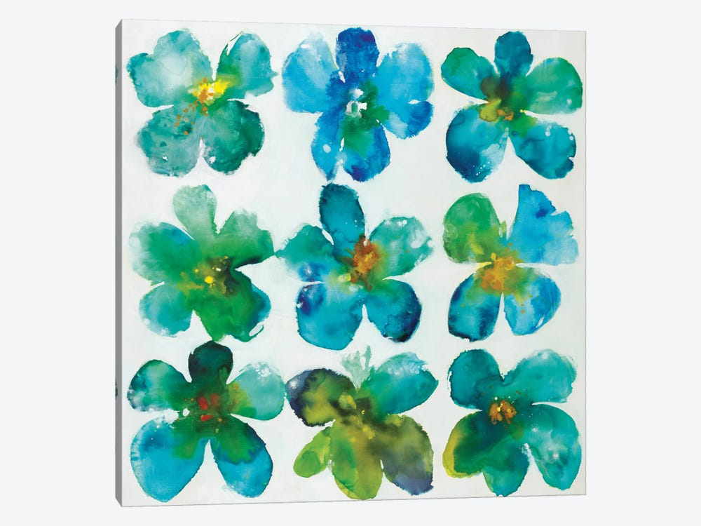 Pocketful O' Posies by Liz Jardine 1-piece Canvas Wall Art
