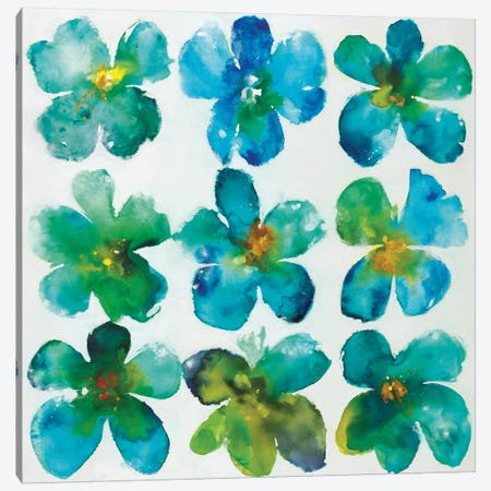 Pocketful O' Posies Canvas Print #JAR96} by Liz Jardine Canvas Art Print