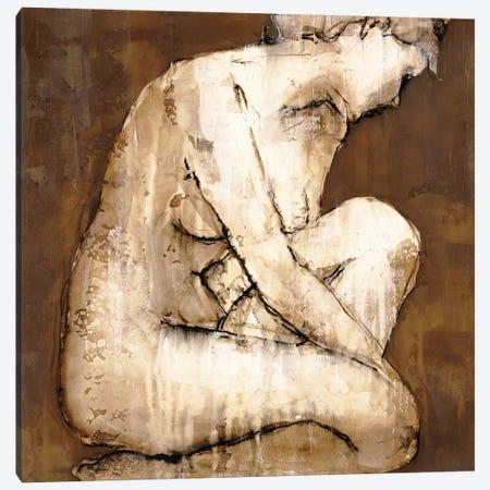 Poise Canvas Print #JAR99} by Liz Jardine Canvas Artwork