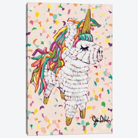 Queen Pinata Canvas Print #JAU13} by Jodi Augustine Canvas Print