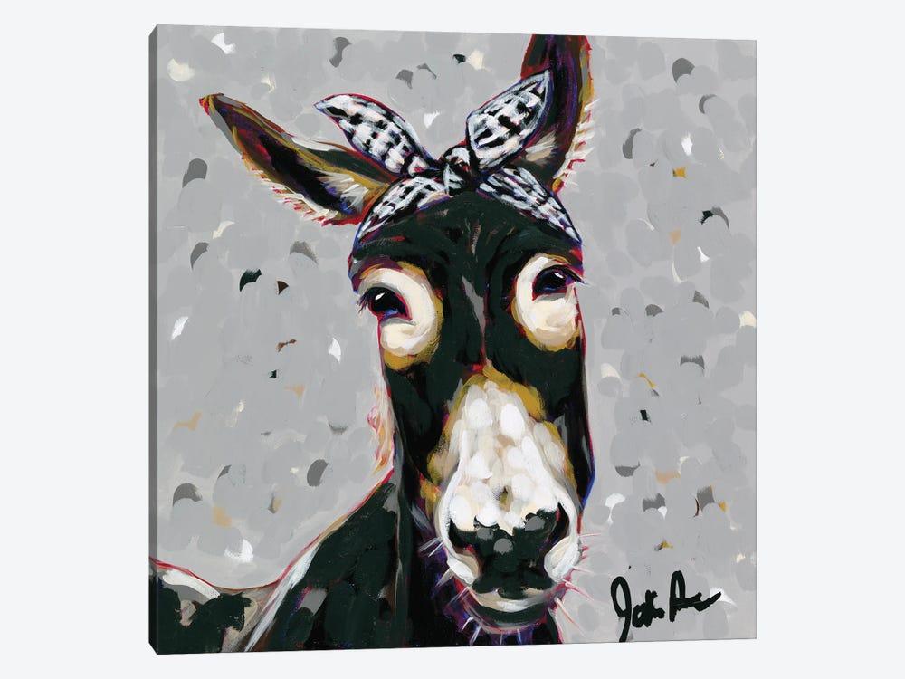 Farm Pop-Donna by Jodi Augustine 1-piece Canvas Artwork