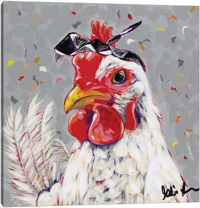 Farm Pop-Rosie Canvas Art Print