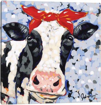 Bessie Canvas Art Print