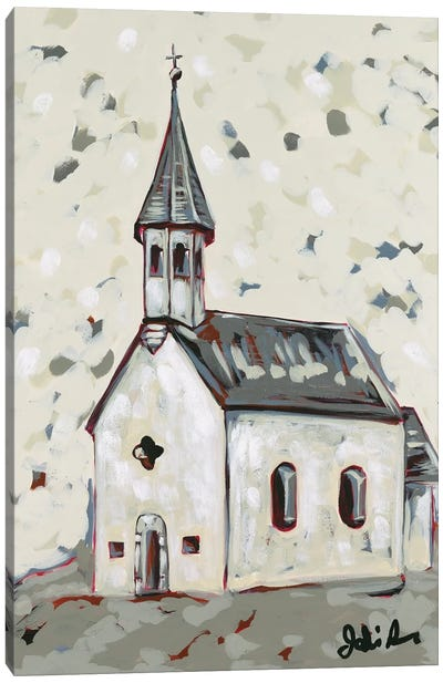 Here Is The Steeple Canvas Art Print