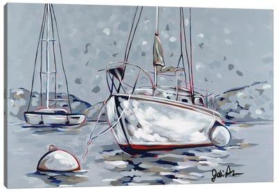 Nautical Display I Canvas Art Print