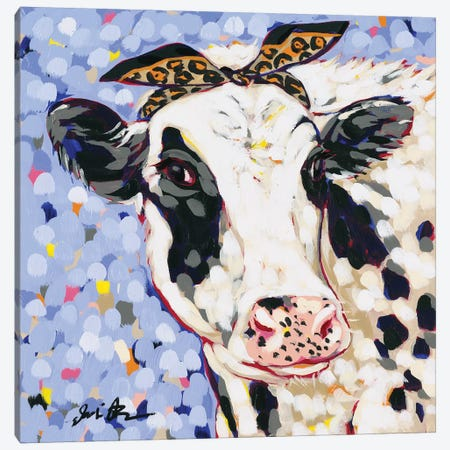 Betty Canvas Print #JAU2} by Jodi Augustine Canvas Art
