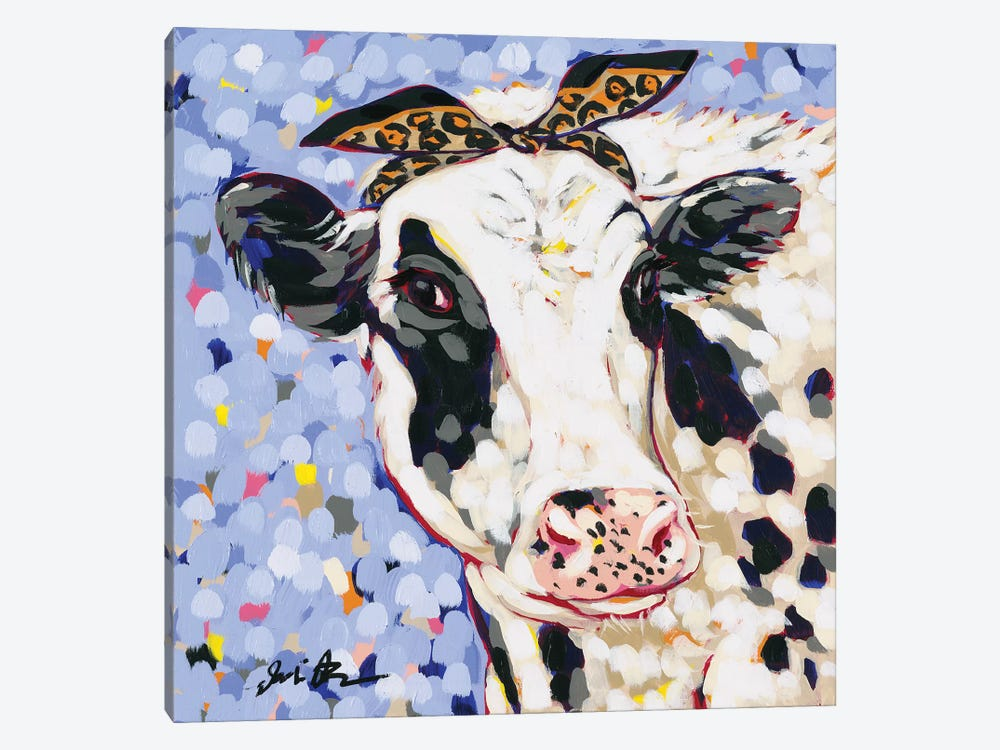 Betty by Jodi Augustine 1-piece Canvas Artwork