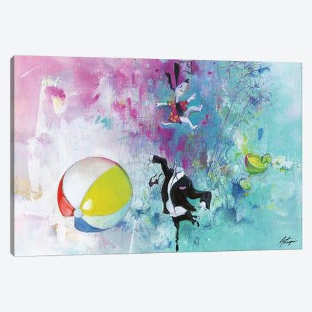 Flying High Canvas Print #JAV12} by Jack Avetisyan Canvas Artwork