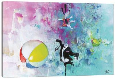Flying High Canvas Art Print