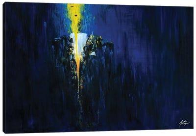 In Yellow II Canvas Art Print