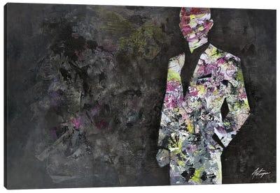 The Unknown Gentleman Canvas Art Print