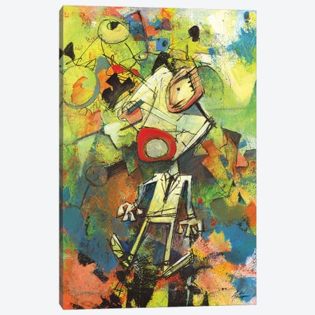 Unthinkable Canvas Print #JAV24} by Jack Avetisyan Canvas Wall Art