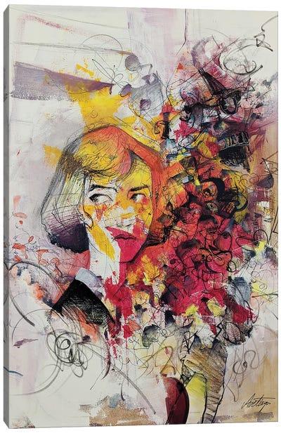 Gambit Canvas Art Print