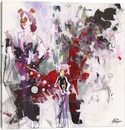 Conversations II Canvas Art Print