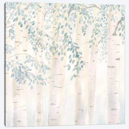Fresh Forest Crop III Canvas Print #JAW116} by James Wiens Canvas Art