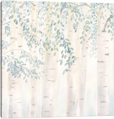 Fresh Forest Crop III Canvas Art Print