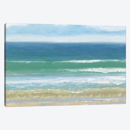 Shoreline Canvas Print #JAW120} by James Wiens Canvas Artwork