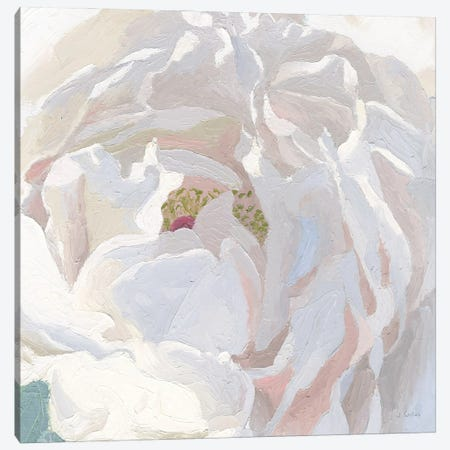 Essence of June Floral I Canvas Print #JAW126} by James Wiens Canvas Art Print