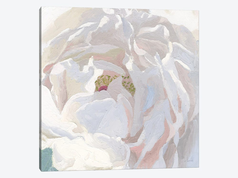 Essence of June Floral I by James Wiens 1-piece Canvas Art Print